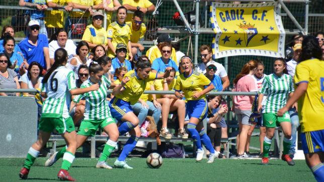 El Cádiz CF Femenino dice adiós al ascenso.