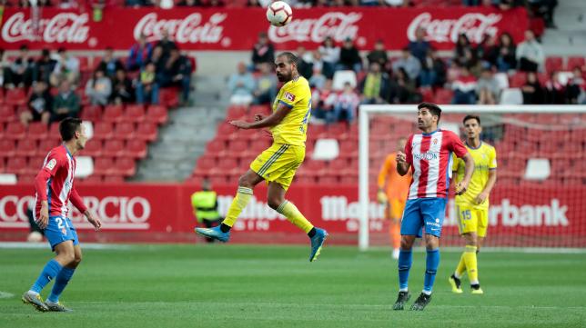 Fali llegó al Cádiz CF al final de la pasada temporada.