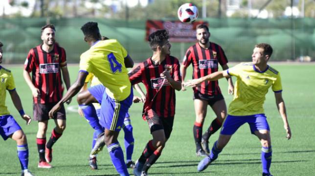 Los de Pavón consiguieron una importante victoria en las Palmas.