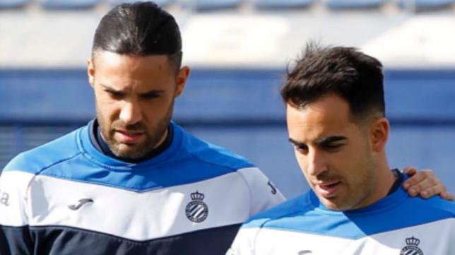 Sergio Sánchez y José Manuel Jurado.