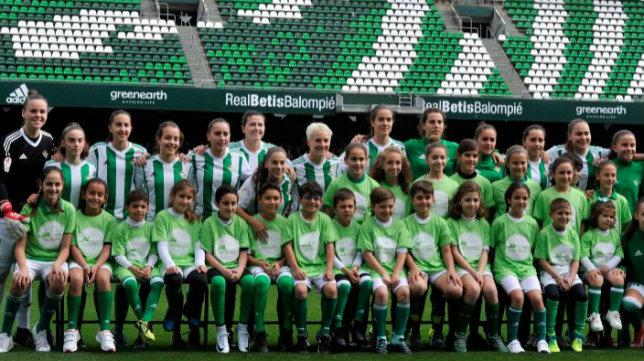 El Betis Féminas acudirá al Trofeo.