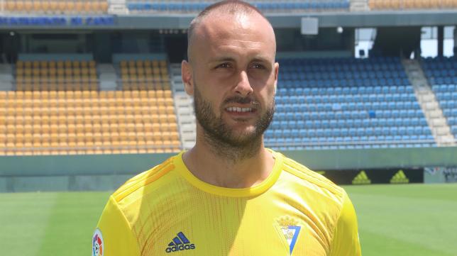 Cala ya es nuevo jugador del Cádiz CF.