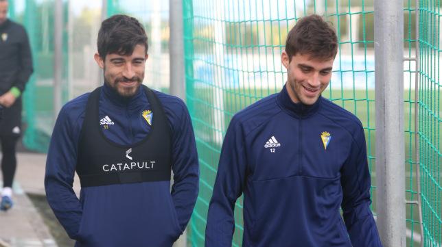 Jairo y Carmona no jugarán este año juntos.