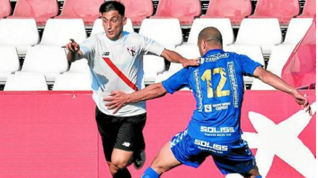 Juanje militó en la cantera del Sevilla FC. Foto: Estadio Deportivo.
