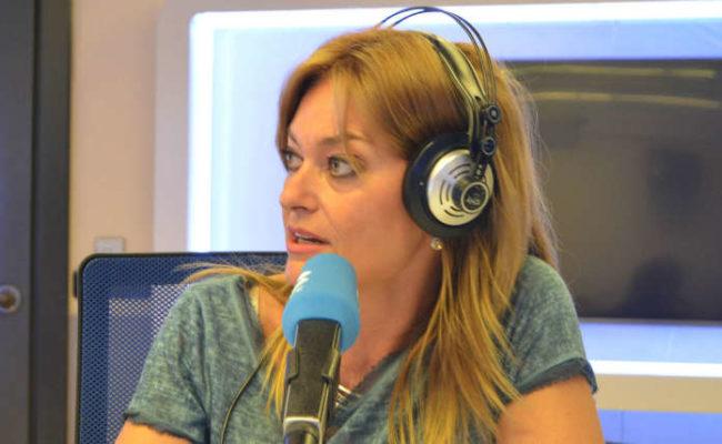 Mónica Marchante, en COPE