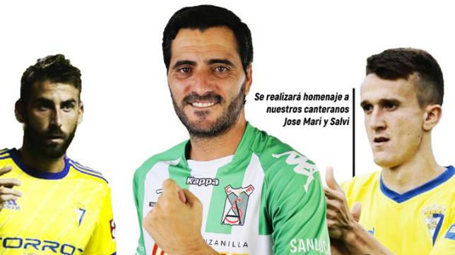 Atlético Sanluqueño y Cádiz CF se verán las caras el viernes 2 de agosto. Foto: Atlético Sanluqueño.
