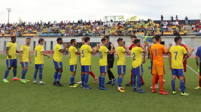 El Cádiz CF B tendrá esta temporada dorsales fijos.