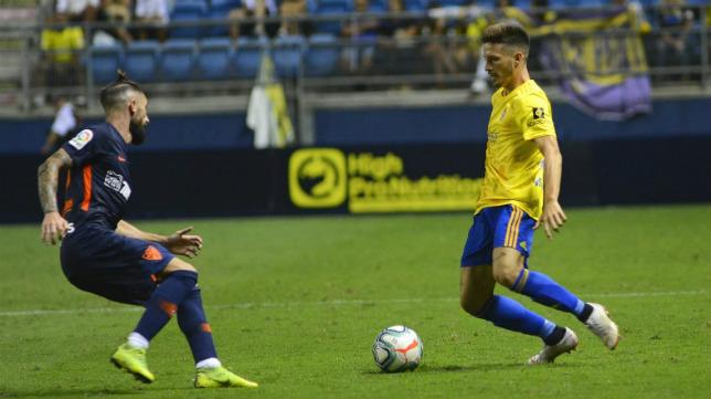 El duelo disputado en Carranza el año pasado tuvo incidentes antes del choque.