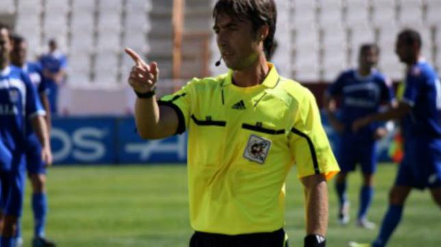 Galech Apezteguía debuta en Segunda.