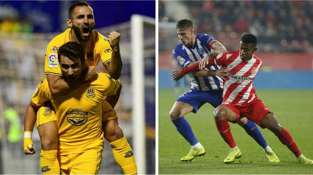 Juan Muñoz y Choco Lozano, las alternativas mas cercanas para la delantera del Cádiz CF.