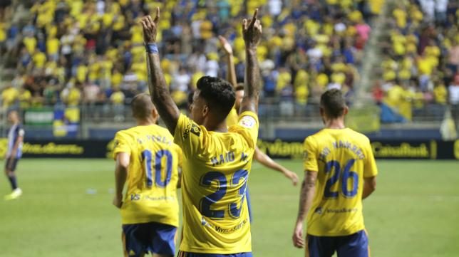 Nano Mesa ya ha jugado con el Cádiz CF.