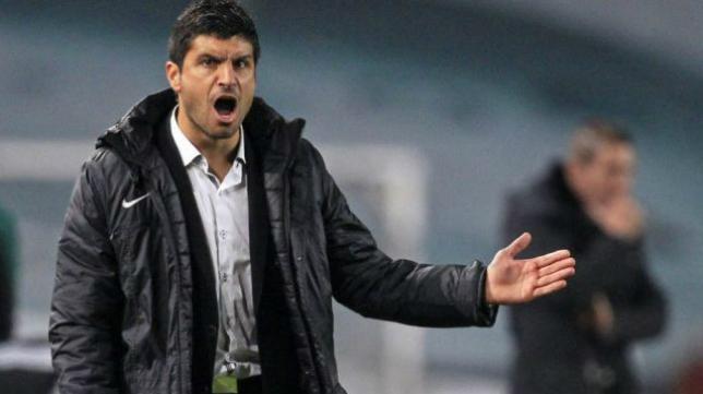 Pedro Emanuel, nuevo entrenador del Almería.