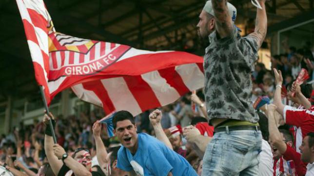 El Girona estará arropado por su afición en Cádiz.