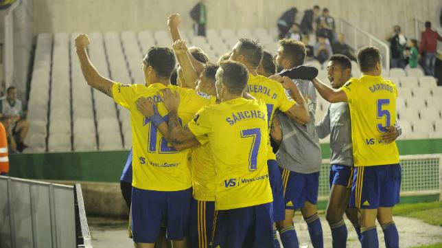 El Cádiz CF ha conseguido un pleno de victorias en el inicio de la competición.
