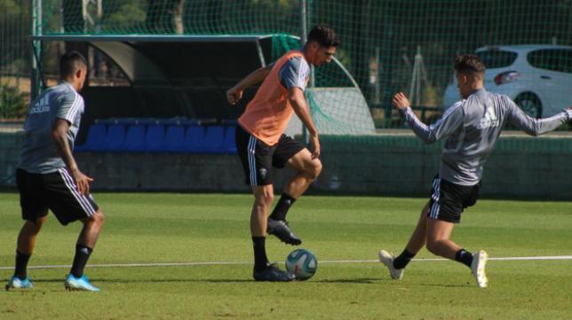 El Cádiz CF entrenará solo dos días antes de enfrentarse al Huesca. CCF