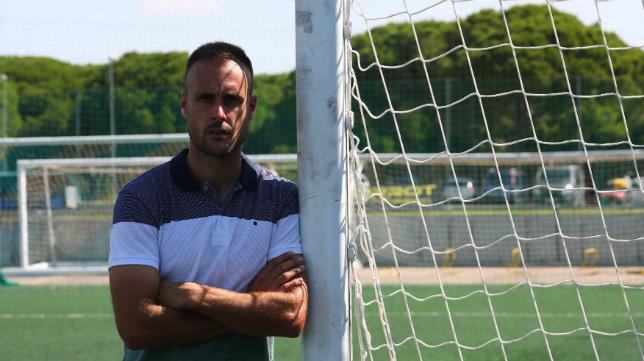 Juan Cala ha entrado con buen pie en el Cádiz CF.