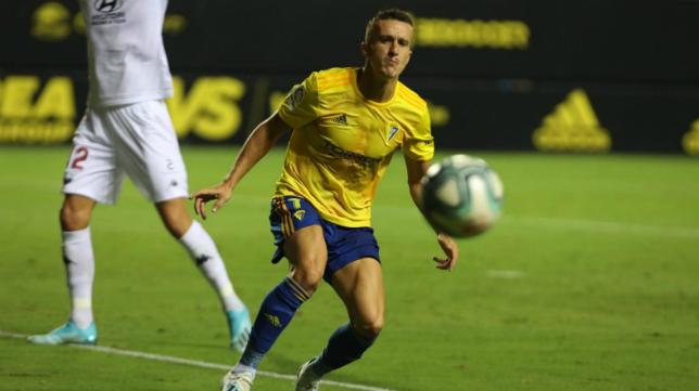 Salvi fue uno de los jugadores más destacados del Cádiz CF.