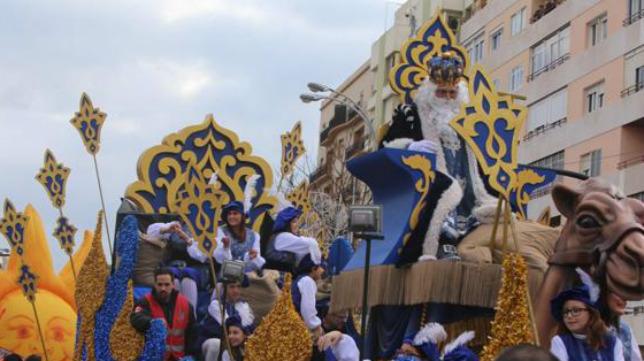 La Fundación del Cádiz CF ya ha estado presente en alguna cabalgata.