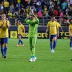 El equipo agradeció el apoyo de la afición tras el partido.