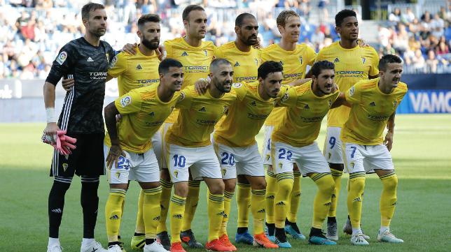 El Cádiz CF ganó en La Rosaleda y sigue líder con una gran diferencia sobre sus perseguidores.