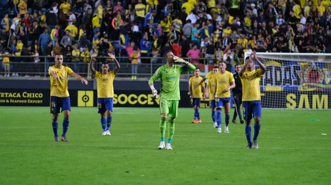El Cádiz CF es el líder indiscutible de LaLiga SmartBank.