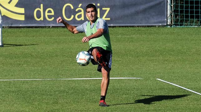 Garrido no estará en Málaga.