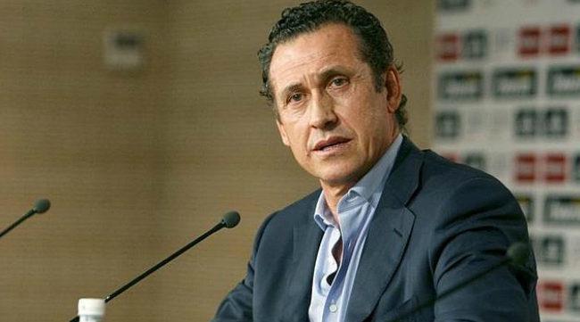 Jorge Valdano elogió a Paco Baena