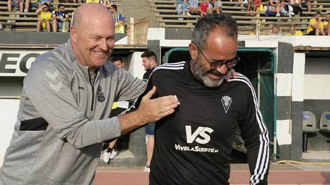 Pepe Mel y Cervera se vuelven a ver las caras.