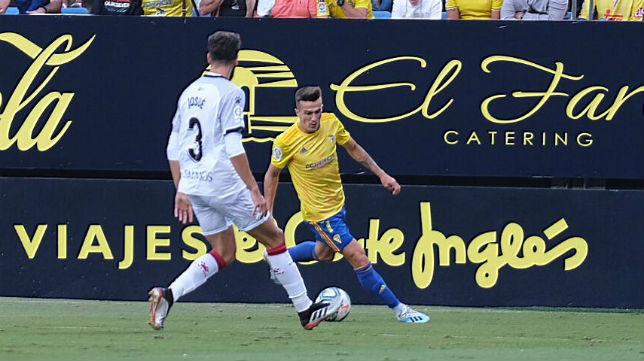 El Huesca es uno de los rivales