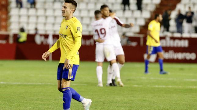 La derrota en Albacete propició el comienzo de un pequeño bache del que aún no ha salido el líder.