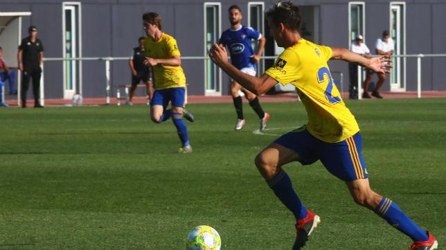 El Cádiz CF B juega sus partidos en El Rosal.