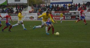 El Cádiz B empató en el Estadio Vicente Sanz ante el CD Don Benito (1-1). Foto: Cádiz CF.