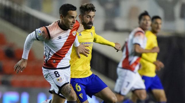 Ya hay fecha y horario para el Cádiz CF-Rayo Vallecano.