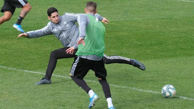 El Cádiz CF regresará el miércoles a los entrenamientos.