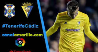 El Cádiz CF quiere lograr un triunfo en Tenerife