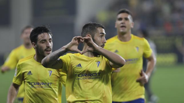 Perea lleva cuatro goles en Liga.
