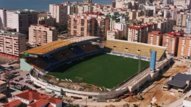 El Viejo Carranza, testigo de los mejores años del Cádiz CF.