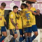 El Cádiz CF ha saldado con dos triunfos su visita a Asturias.