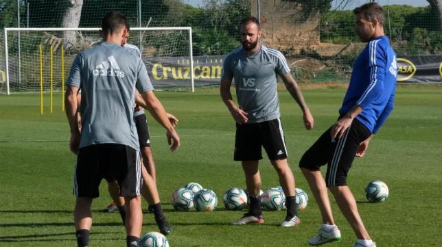 El equipo ya piensa en Las Palmas.