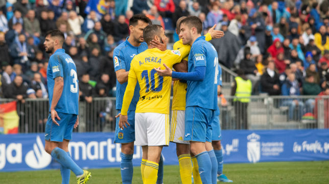 El Fuenlabrada no acata la decisión y quiere jugar el próximo 'play off' de ascenso a Primera.