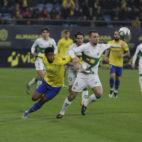 'Choco' Lozano no podrá jugar en Oviedo el próximo domingo.