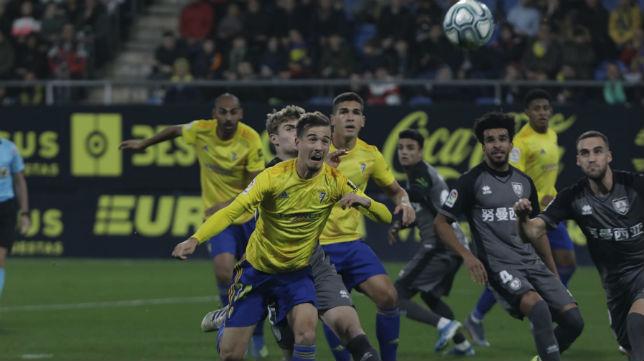 El Cádiz CF sigue siendo el líder indiscutible.
