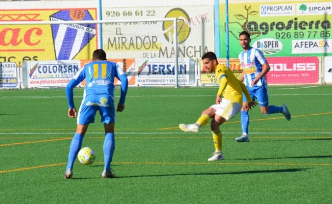 Mal comienzo de año del Cádiz CF B. Foto: CCF