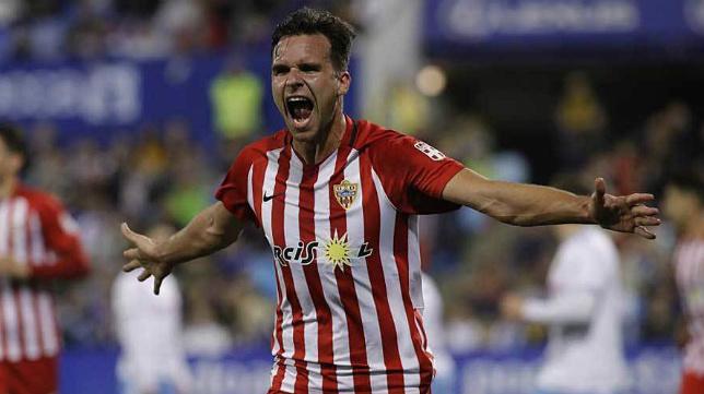 Álvaro Giménez ha sido el último refuerzo del Cádiz CF.