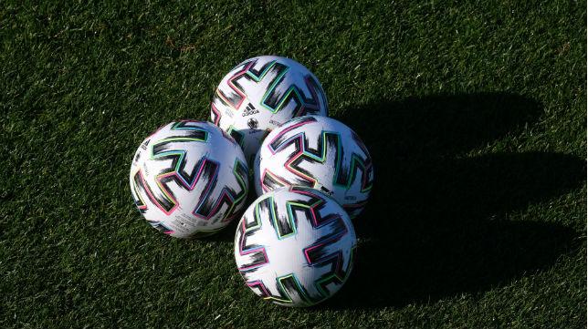 Balones Adidas Uniforia, que se utilizan en la Copa del Rey 2020