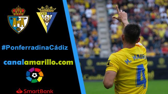 El Cádiz busca una victoria en Ponferrada