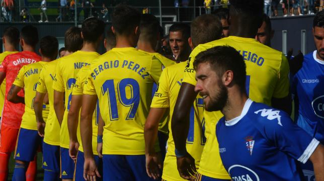 San Fernando CD y Cádiz B se vuelven a ver las caras, ahora en Bahía Sur.