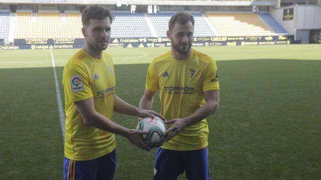 Álvaro Giménez y Malbasic, en el Carranza.