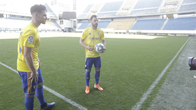 Malbasic y Álvaro Giménez viajan a Las Palmas.