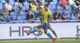 Malbasic da una asistencia de gol en Las Palmas de Gran Canaria.